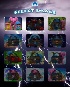 Super PoCo Toy Kids Jigsaw poster