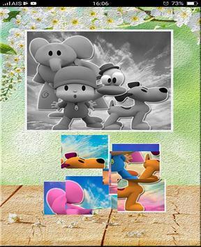 Super PoCo Toy Kids Jigsaw screenshot 2