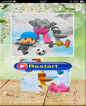 Super PoCo Toy Kids Jigsaw screenshot 4