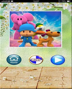 Super PoCo Toy Kids Jigsaw screenshot 5