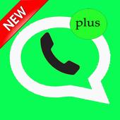 جديد واتس اب بليس 2017 icon