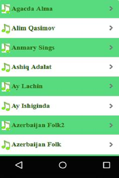 Azerbaijani Folk Songs screenshot 3