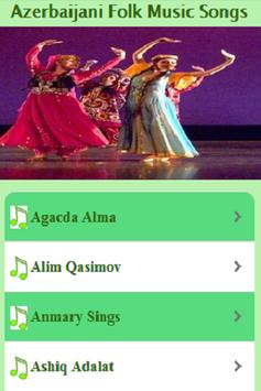 Azerbaijani Folk Songs screenshot 4