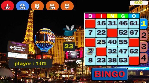 Magical Bingo - World Tour screenshot 1