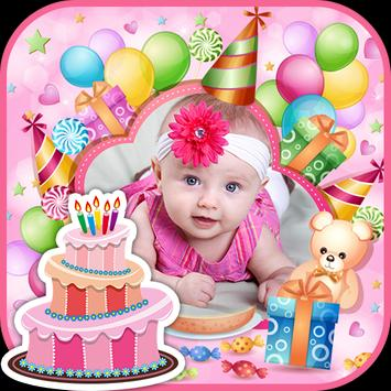 Happy Birthday Cake Photo Frame Editor Dlya Android Skachat Apk