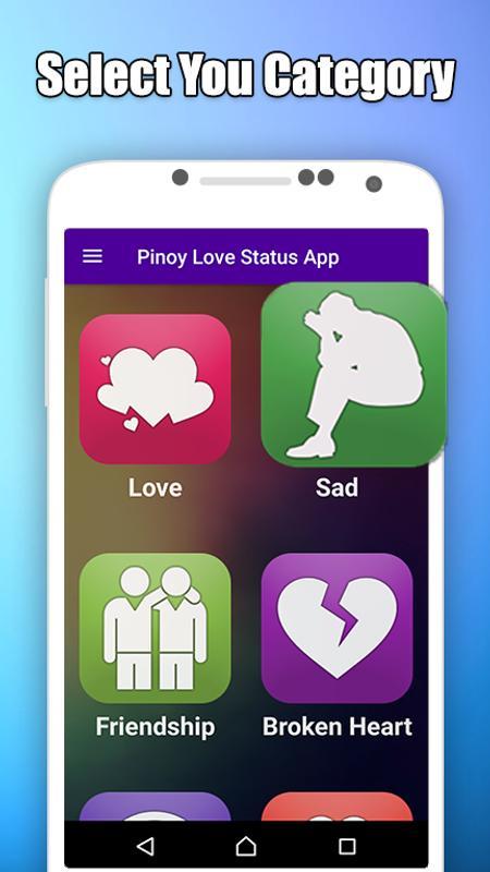 Pinoy Tagalog Hugot Bisaya Love Quotes Editor Para Android Apk