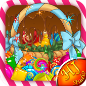 Candy Sweet Garden icon