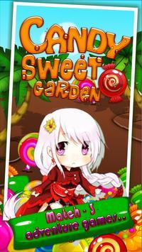 Candy Sweet Garden poster