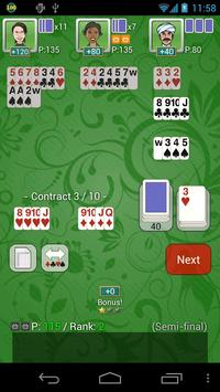 Contract / Shanghai Rummy Free poster