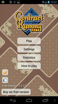 Contract / Shanghai Rummy Free apk screenshot
