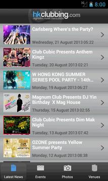 hkclubbing.com apk screenshot