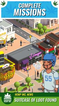 Hemp Inc - Weed Business Game screenshot 3