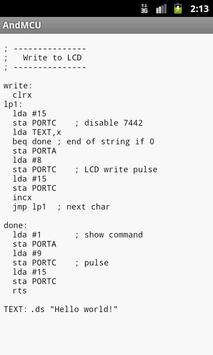 MCU Prototype Board Simulator apk screenshot
