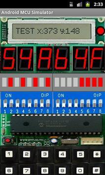 MCU Prototype Board Simulator poster