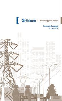 Eskom results poster