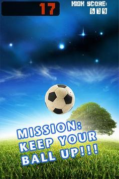 Keep Your Ball Up poster