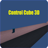 Control Cube 3D icon