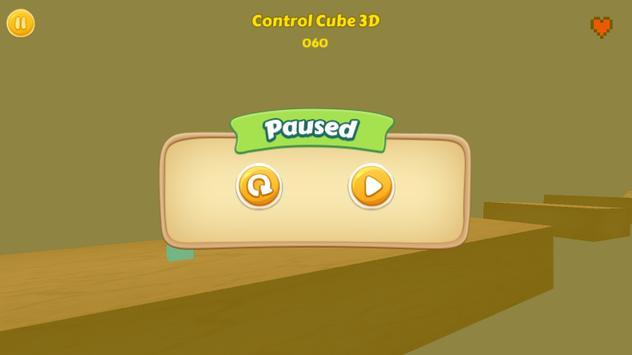 Control Cube 3D screenshot 1
