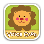 Voice Learning Card - Animals icon