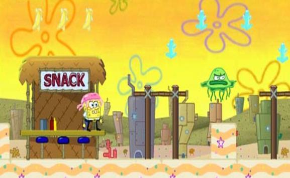 Spongbob Car Game poster