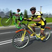 Track Cycling BMX Free Race Bonanza 2018 icon