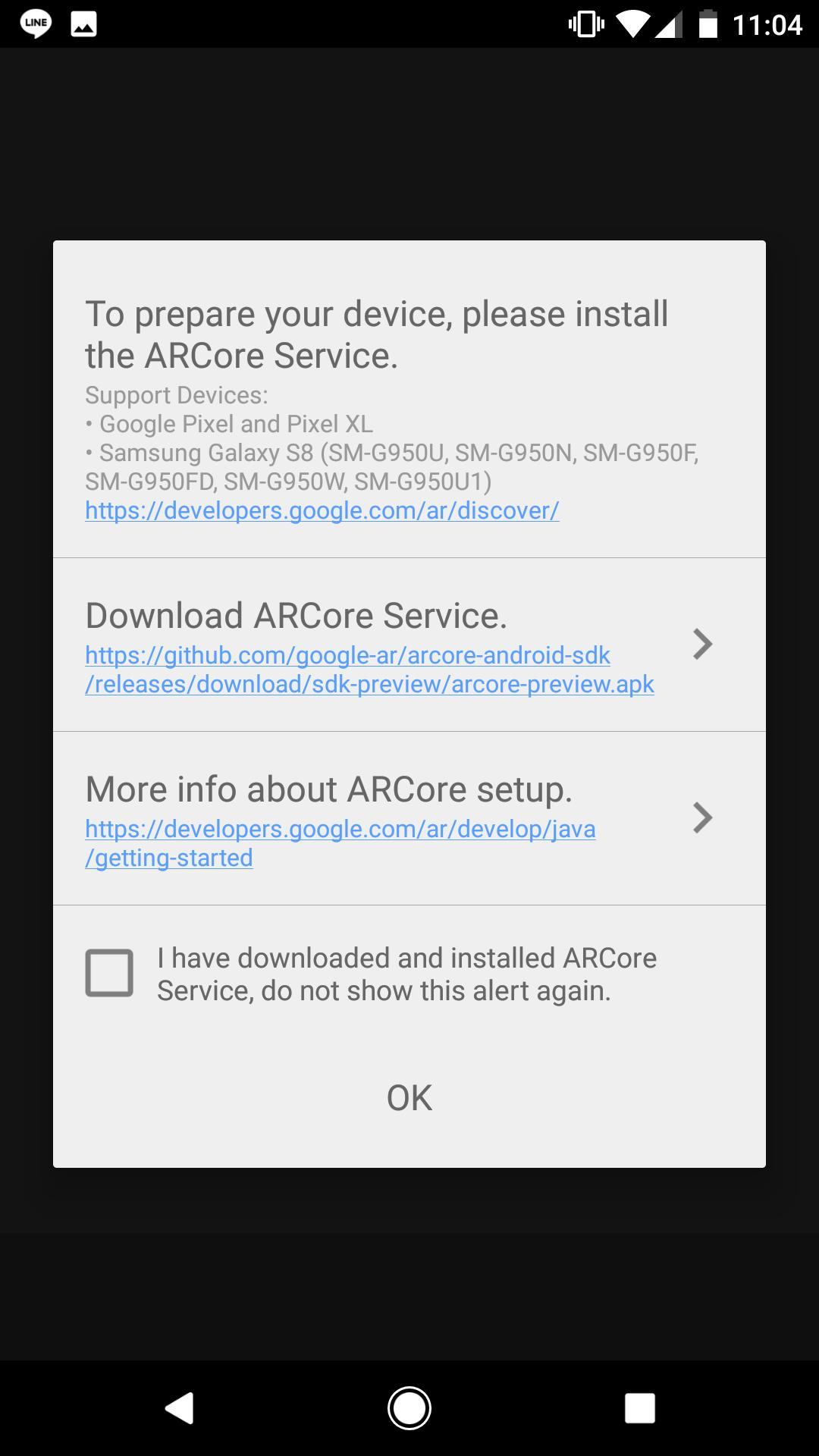 ARCore Measure for Android - APK Download