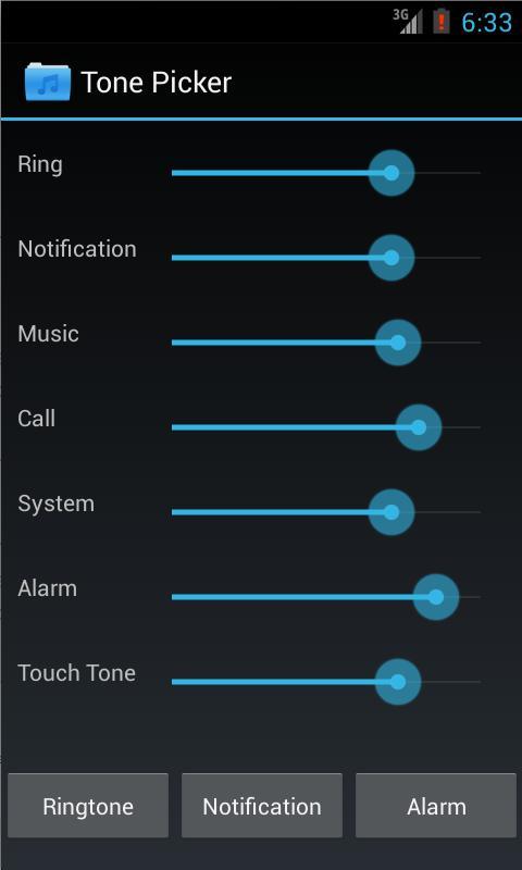 Tone picker mp3 ringtones 3. 0. 1 download apk for android aptoide.