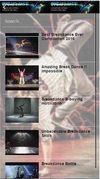 Breakdance Music & Video apk screenshot