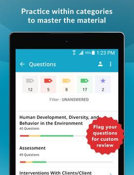 ASWB® Bachelors Social Work Exam Guide screenshot 15