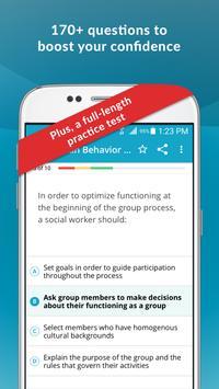 ASWB® Bachelors Social Work Exam Guide screenshot 1