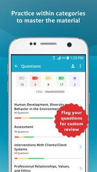 ASWB® Bachelors Social Work Exam Guide screenshot 4