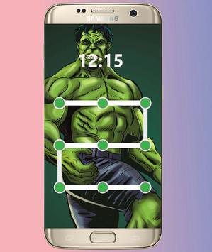 Hulk Hd Lock Screen 2 1 Android Download Apk