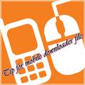 Tip for mobile downloader file