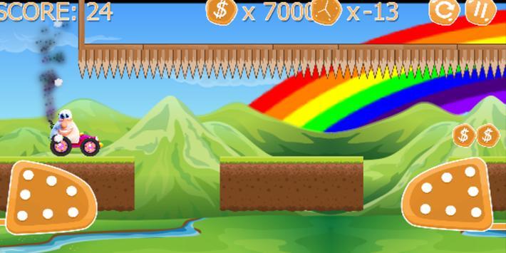 Booba Car apk screenshot