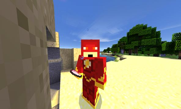 Mod Fastest Hero for MCPE poster