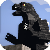 Mod Godzilla for MCPE icon