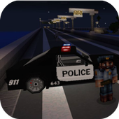 Police Car Mod for MCPE icon