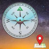 Compass - GPS Digital icon