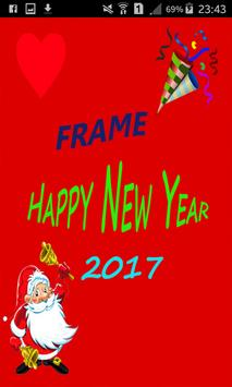 Happy New Year Fame 2017 poster