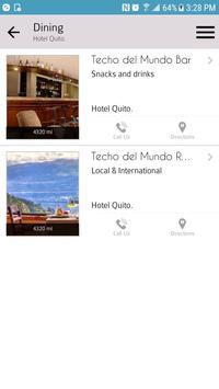 Quito Privilege Club screenshot 4