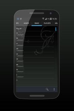 Mp3 Player For Android screenshot 19