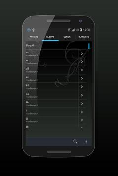 Mp3 Player For Android screenshot 6