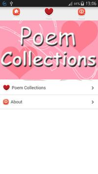 Best Love Poem Collections poster