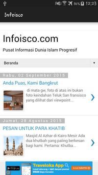 Infoisco poster