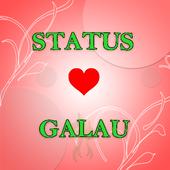Status Galau icon