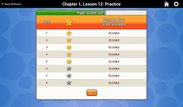 Go Math! Daily Grade 3 スクリーンショット 4