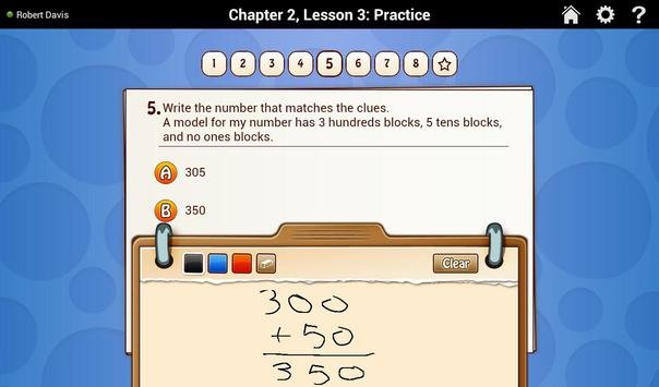 Go Math! Daily Grade 2 screenshot 4