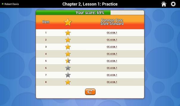 Go Math! Daily Grade 4 截图 4