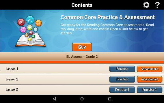 Learner Practice & Assess G2 screenshot 1