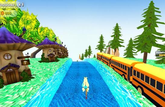 Subway surf princess run apk screenshot